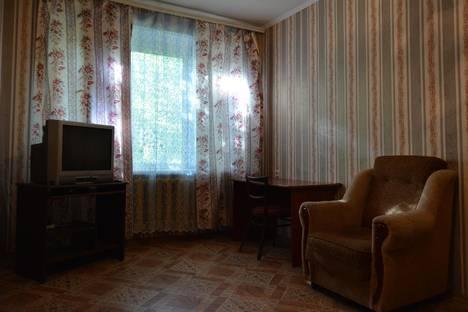 Сдается 2-комнатная квартира посуточнов Пушкино, 5-я парковая 56.