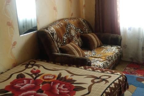 Сдается 1-комнатная квартира посуточнов Назарове, ул Арбузова 86/1.