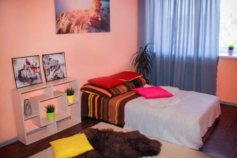 Сдается 1-комнатная квартира посуточнов Горно-Алтайске, Республика Алтай, Майма, улица Мира.
