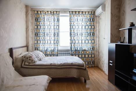 Сдается 1-комнатная квартира посуточно в Батайске, Ростовская область,улица Пушкина, 2А.