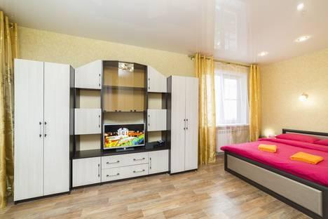 Сдается 1-комнатная квартира посуточно в Туле, улица Братьев Жабровых, 3.