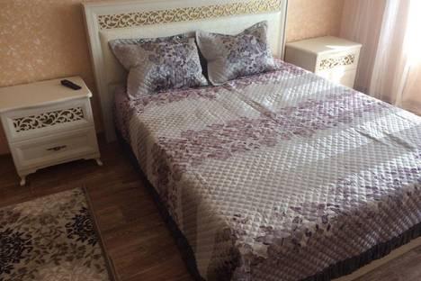 Сдается 1-комнатная квартира посуточно в Тюмени, Харьковская 66.