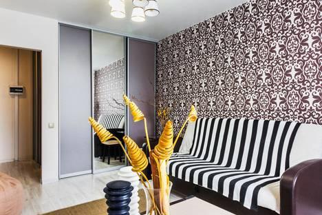 Сдается 1-комнатная квартира посуточно в Самаре, улица Печерская д 20а.