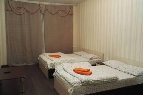 Сдается 3-комнатная квартира посуточнов Балашихе, 2-й Лесной переулок 4.