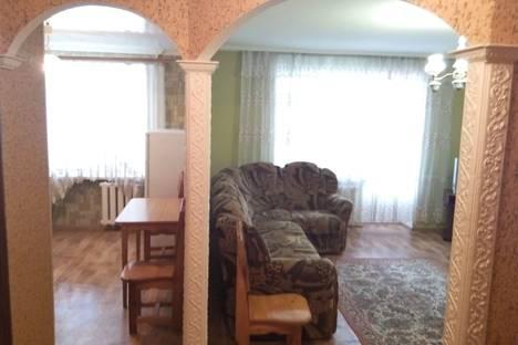 Сдается 1-комнатная квартира посуточно в Каменце-Подольском, Хмельницкая область,улица Гагарина 43.