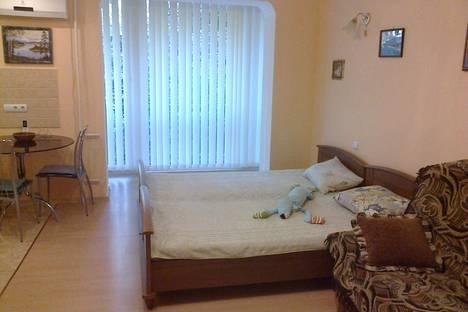 Сдается 1-комнатная квартира посуточнов Гаспре, ул.Солнечная 10.