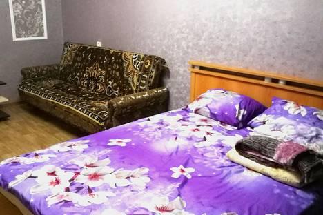 Сдается 1-комнатная квартира посуточно в Липецке, ул. Механизаторов, 13а.