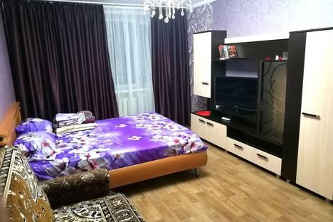 Сдается 1-комнатная квартира посуточно, ул. Механизаторов, 13а.