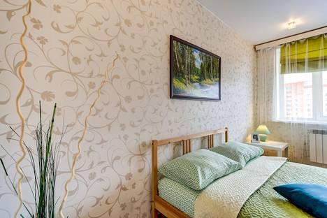 Сдается 2-комнатная квартира посуточно в Санкт-Петербурге, Коменданский проспект д. 30 корп 1.