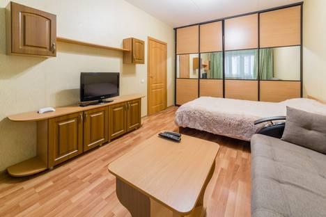 Сдается 1-комнатная квартира посуточнов Ярославле, Яковлевская улица, 2.