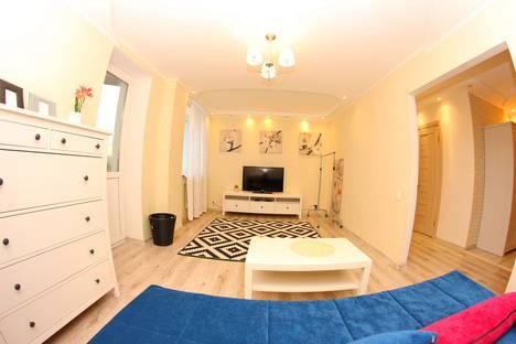Сдается 2-комнатная квартира посуточнов Воронеже, улица Фридриха Энгельса, 5А.