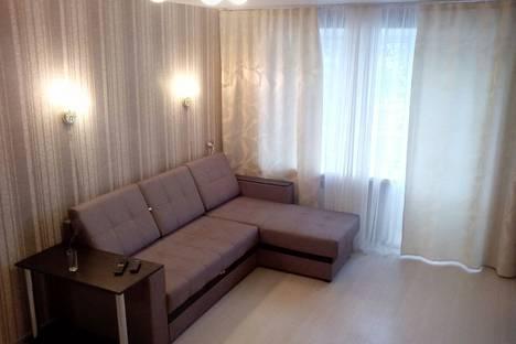 Сдается 2-комнатная квартира посуточно в Нижнем Новгороде, проспект Ленина д.58.