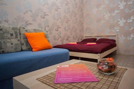 Сдается 1-комнатная квартира посуточнов Екатеринбурге, ул. Машинная 44/2.