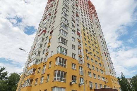 Сдается 1-комнатная квартира посуточно, пр.Гагарина д.101/2.