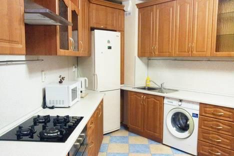 Сдается 1-комнатная квартира посуточнов Казани, Волочаевская улица, 4.