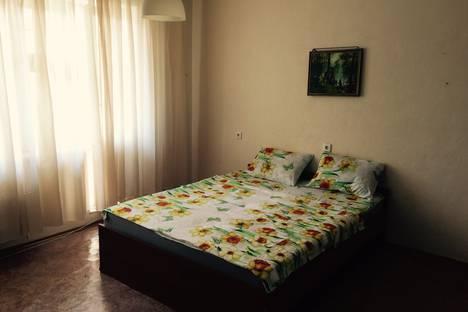 Сдается 1-комнатная квартира посуточнов Бердске, микрорайон Горский, 78.