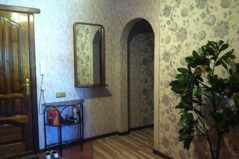 Сдается 2-комнатная квартира посуточнов Полоцке, Богдановича 10.