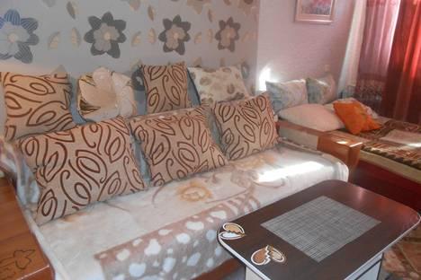 Сдается 1-комнатная квартира посуточно в Кемерове, проспект Ленина, 135А.