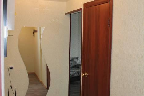 Сдается 1-комнатная квартира посуточно в Новосибирске, ул. Блюхера, 38.