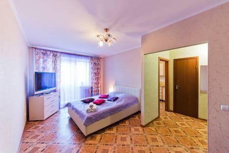 Сдается 1-комнатная квартира посуточнов Томске, улица Карла Ильмера, 10/3.