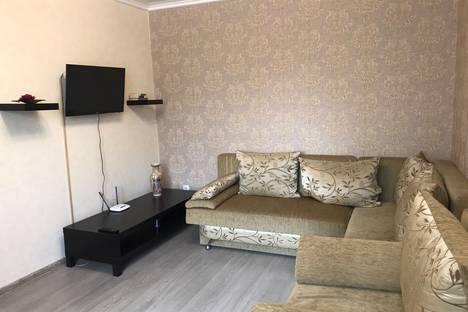Сдается 1-комнатная квартира посуточнов Уфе, улица Степана Злобина, 6.