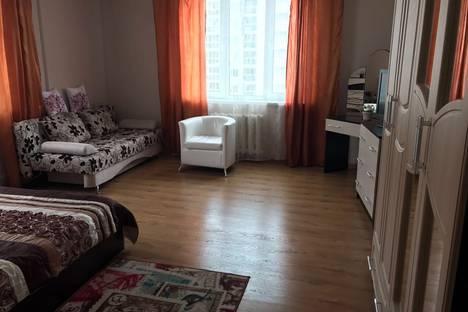 Сдается 2-комнатная квартира посуточнов Уфе, улица Менделеева, 145.
