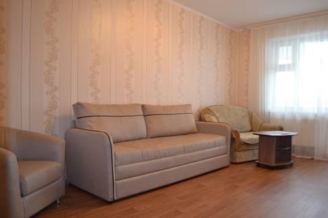 Сдается 1-комнатная квартира посуточно в Перми, улица Овчинникова 33а.