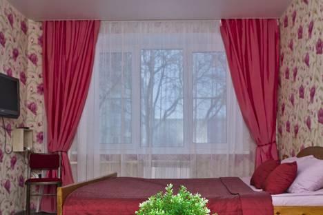 Сдается 1-комнатная квартира посуточно в Ступине, улица Чайковского, 40.