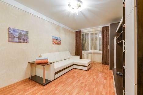 Сдается 1-комнатная квартира посуточно в Санкт-Петербурге, улица Ленсовета 78.