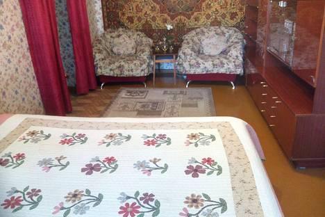 Сдается 1-комнатная квартира посуточнов Берёзовском, yлица Техническая, 43.