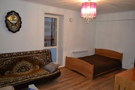 Сдается 1-комнатная квартира посуточно в Улан-Удэ, улица Боевая 5г.