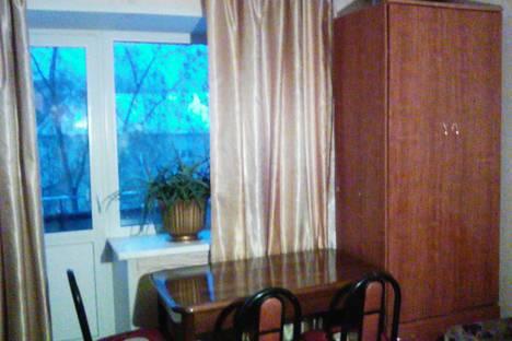 Сдается 1-комнатная квартира посуточно в Томске, Красноармейская улица, 135.