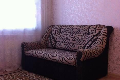 Сдается 1-комнатная квартира посуточнов Бийске, улица Ломоносова, 32.