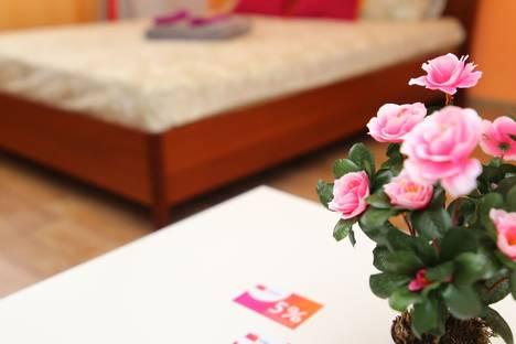 Сдается 1-комнатная квартира посуточно в Красноярске, улица Чернышевского дом 73.