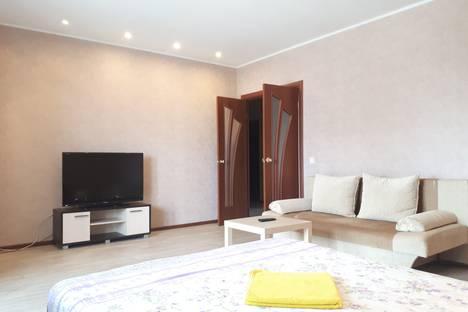 Сдается 1-комнатная квартира посуточно в Перми, улица Пушкина, 109.