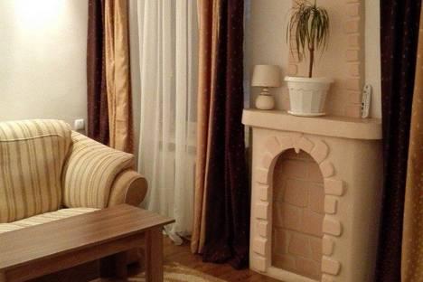 Сдается 1-комнатная квартира посуточнов Сибае, Горняков 6/7.