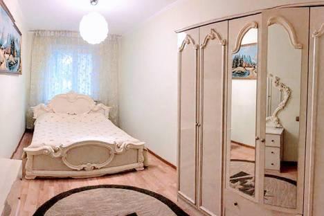 Сдается 2-комнатная квартира посуточно в Алматы, ул.Алтынсарина- Шаляпина дом 5.