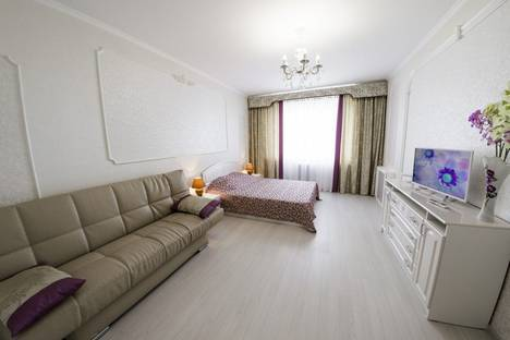 Сдается 1-комнатная квартира посуточнов Оренбурге, улица Тимирязева, 16.