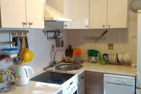 Сдается 3-комнатная квартира посуточно в Новосибирске, Рубиновая улица, 1.