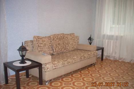 Сдается 2-комнатная квартира посуточнов Тюмени, улица Пермякова 18.