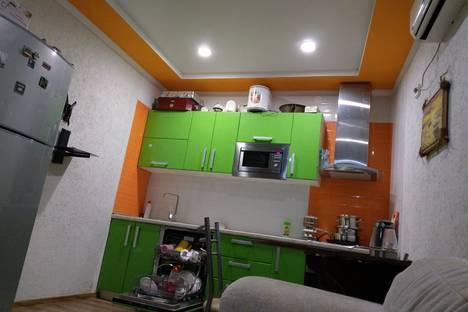 Сдается 1-комнатная квартира посуточнов Крымске, Маяковского 11.