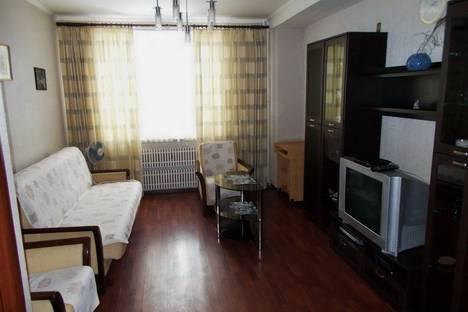 Сдается 1-комнатная квартира посуточнов Тамбове, улица Августа Бебеля, 18.