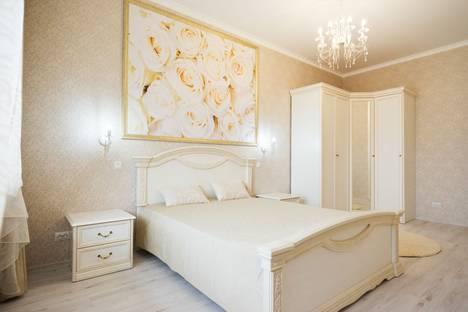 Сдается 1-комнатная квартира посуточно в Красноярске, улица Авиаторов 21.