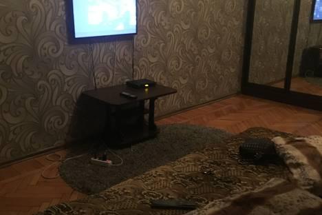 Сдается 1-комнатная квартира посуточно во Владикавказе, проспект Коста, 245.