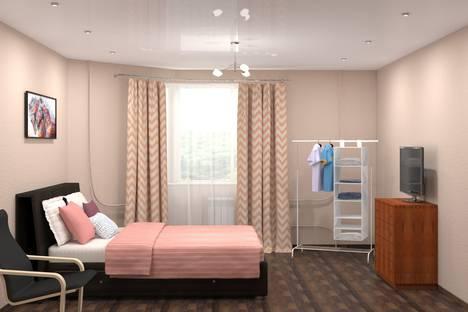 Сдается 1-комнатная квартира посуточнов Звенигороде, Кутузовская улица, 4а.