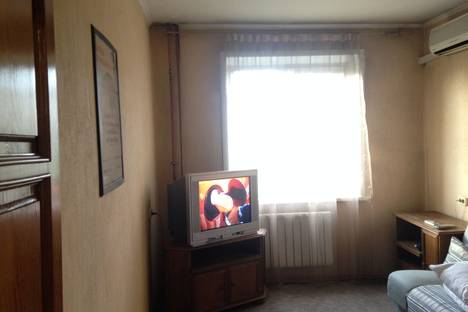 Сдается 1-комнатная квартира посуточнов Новокузнецке, улица Павловского, 21.