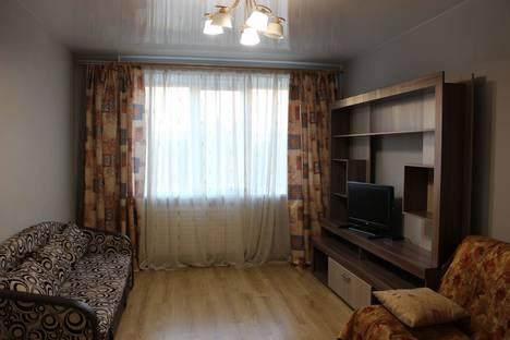 Сдается 2-комнатная квартира посуточнов Ижевске, Пушкинская улица, 283.
