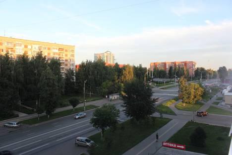 Сдается 2-комнатная квартира посуточно в Ижевске, Пушкинская улица, 283.