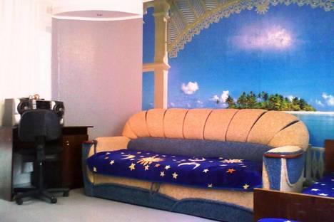 Сдается 1-комнатная квартира посуточно в Алуште, Кругляка 1.