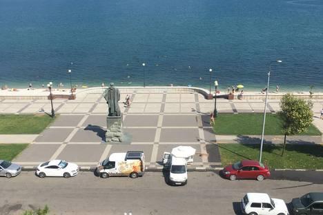 Сдается 2-комнатная квартира посуточно в Новороссийске, улица набережная Адмирала Серебрякова, 23.